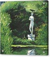 Hidden Garden Acrylic Print