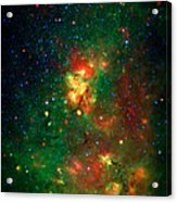 Hidden Nebula 2 Acrylic Print by Jennifer Rondinelli Reilly - Fine Art Photography