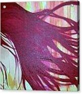 Hidden Pain  Acrylic Print