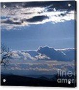 Hidden Sun 2 Acrylic Print