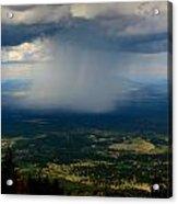 High Country Monsoon Acrylic Print