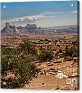 High Desert II Acrylic Print