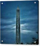 High Point Monument Acrylic Print
