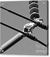 High Power Lines - 1 Acrylic Print