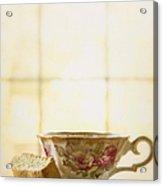 High Tea Acrylic Print