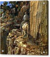 High Trail Acrylic Print