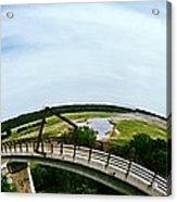 High Trestle Bridge Acrylic Print
