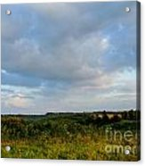 High Valley View 1 Of2 Acrylic Print