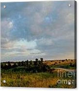 High Valley View 2 0f 2 Acrylic Print