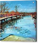 High Water Acrylic Print