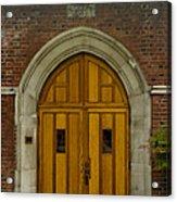 Higher Doors Acrylic Print