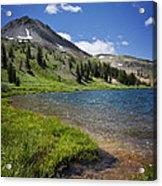 Highland Lakes Acrylic Print