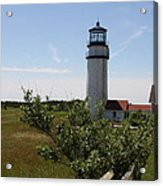 Highland Light - Cape Cod - Ma Acrylic Print