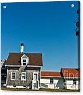 Highland Lighthouse Or Cape Cod Lighthouse Acrylic Print