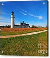 Highland Point Light Acrylic Print