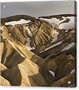 Highlands Fjallabak Nature Reserve Acrylic Print