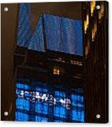 Highrise Color Acrylic Print