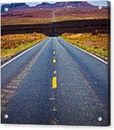 Highway 163 Acrylic Print