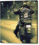 Highway Flyer Acrylic Print