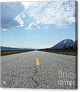 Highway Acrylic Print by Jennifer Kimberly