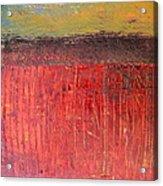Highway Series - Cranberry Bog Acrylic Print