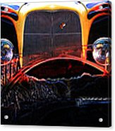 Highway To Hell Acrylic Print