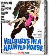 Hillbillys In A Haunted House, Bottom Acrylic Print