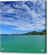 Hillsborough Bay, Carriacou Acrylic Print