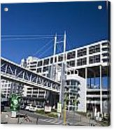 Hilton International Airport Hotel Melbourne Acrylic Print