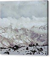 Himalayan Sherpa Memorial Acrylic Print
