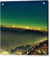 Himalayas Acrylic Print
