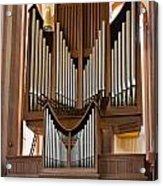 Himmerod Abbey Organ Acrylic Print