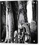 Hindu Shrine Acrylic Print