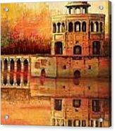 Hiran Minar Acrylic Print