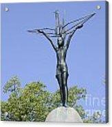 Hiroshima Peace Memorial Park Acrylic Print