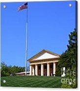 Historic Arlington House Acrylic Print