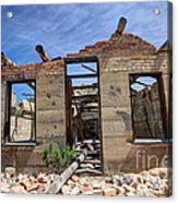 Historic Building Nine Mile Canyon - Utah Acrylic Print