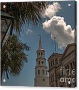 Historic Charleston Acrylic Print