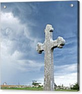 Historic Cross Acrylic Print