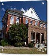 Historic Currituck Courthouse Acrylic Print