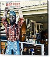 Historic Eagle Point Acrylic Print