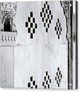 Symbol Of India Acrylic Print