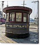 Historic Pier Acrylic Print