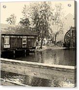 Historic Smithville Acrylic Print