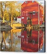 Historic Smithville Shop New Jersey Acrylic Print