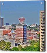 Historic Western Auto Building Kansas City  Missouri Acrylic Print