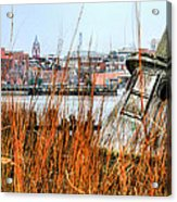 Historic Wilmington Acrylic Print by JC Findley