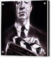 Hitchcock Acrylic Print