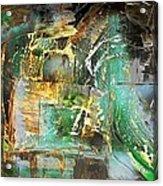 Hj873 Acrylic Print