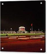 Ho Chi Minh Mausoleum Hanoi Acrylic Print
